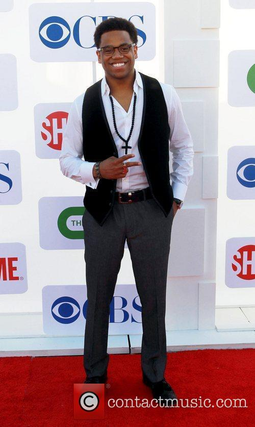 Tristan Wilds and Beverly Hilton Hotel 2