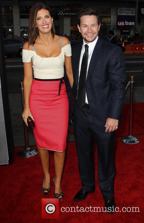 Mark Wahlberg, Rhea Durham and Grauman's Chinese Theatre 3