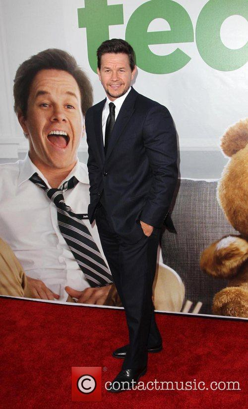 Mark Wahlberg  The Los Angeles Premiere 'Ted'...