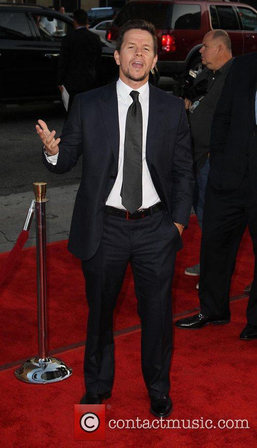 Mark Wahlberg and Grauman's Chinese Theatre 8