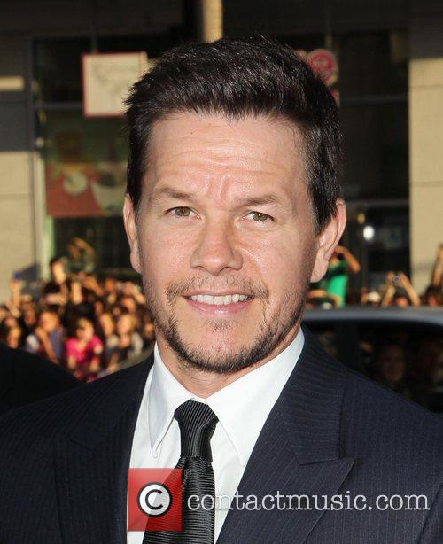 Mark Wahlberg and Grauman's Chinese Theatre 9