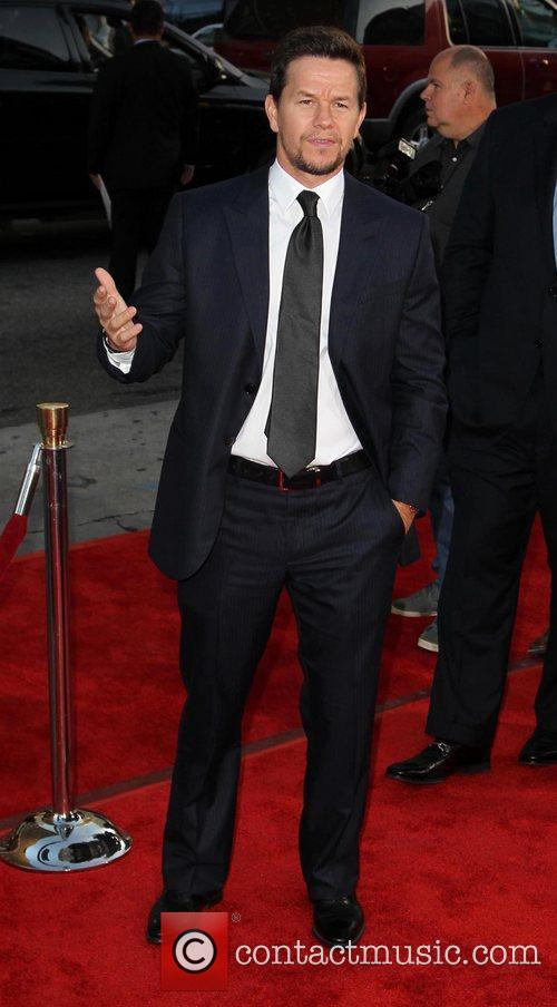 Mark Wahlberg and Grauman's Chinese Theatre 11