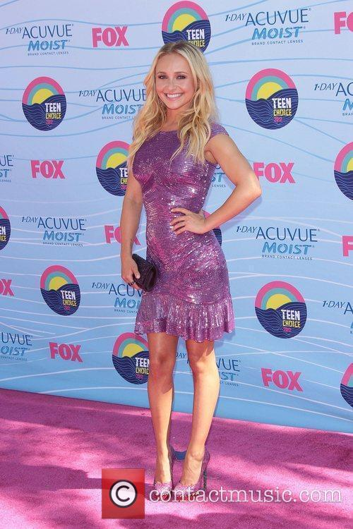 At the 2012 Teen Choice Awards held at...