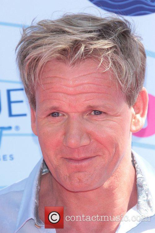 Gordon Ramsay and Gibson Amphitheatre 1