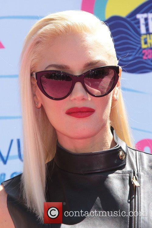 Gwen Stefani and Gibson Amphitheatre 2