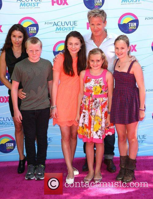 gordon ramsay wife tana ramsay and children 4002430