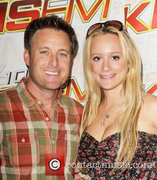 Chris Harrison and Erica Rose 1