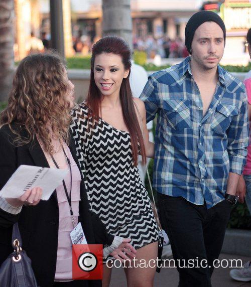 The 2012 Teen Choice Awards held at the...