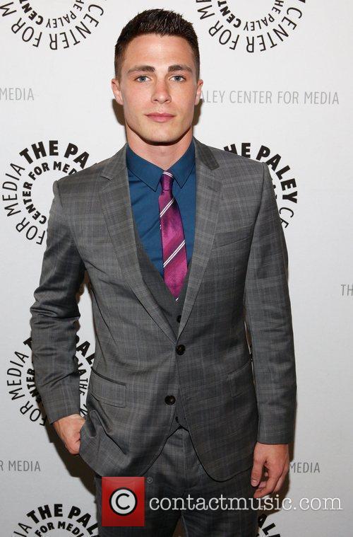 Colton Haynes MTV's Teen Wolf Season Two Premiere...