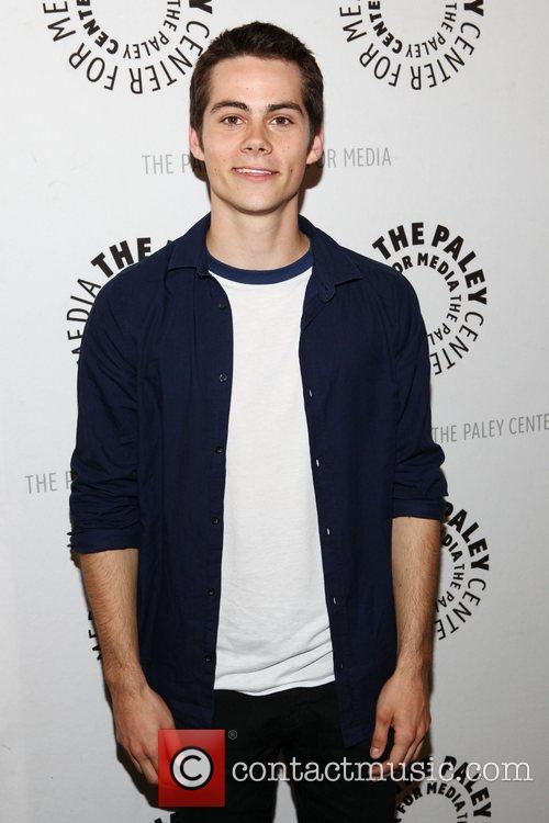 Dylan O'Brien MTV's Teen Wolf Season Two Premiere...