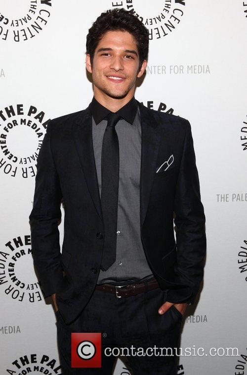 Tyler Posey - MTV's Teen Wolf Season Two Premiere ...