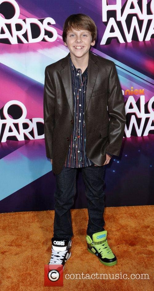 Jacob Bertrand attends the Nickelodeon's 2012 TeenNick HALO...