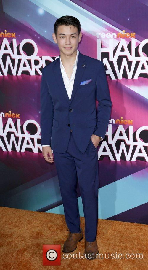 Ryan Potter attends the Nickeloden's 2012 TeenNick HALO...