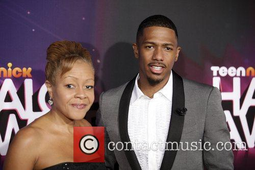 Beth Gardner and Nick Cannon 2