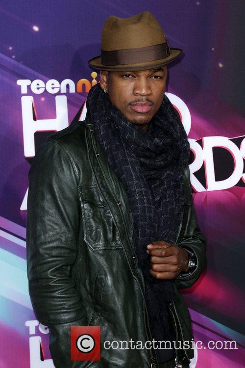 Ne-yo and Shaffer Chimere Smith 1