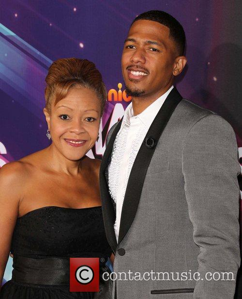 Beth Gardner and Nick Cannon 1