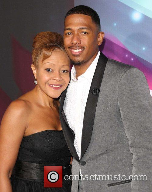Beth Gardner and Nick Cannon 3