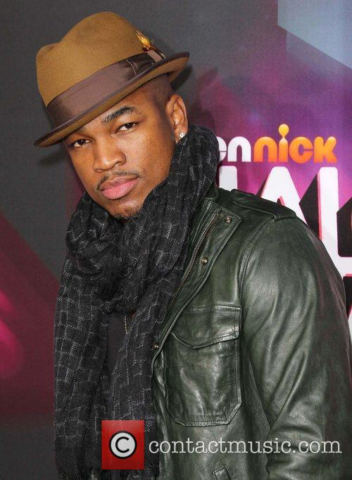 Ne-yo and Shaffer Chimere Smith 9