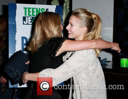Julianne Hough and Kristen Bell 13