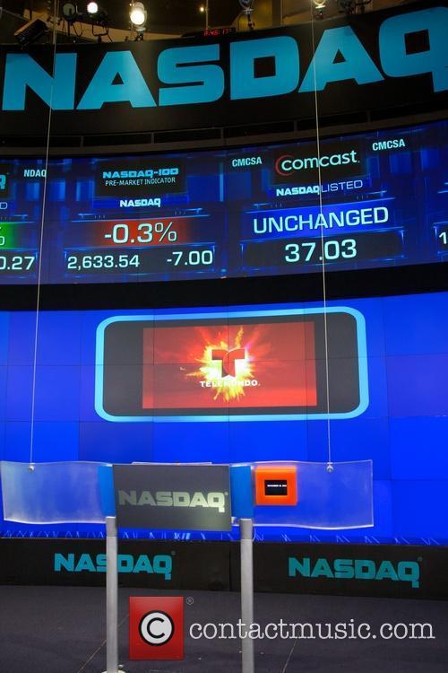 Telemundo, The Nasdaq Stock and Market Opening Bell 6