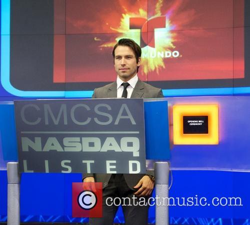Telemundo, The NASDAQ Stock and Market Opening Bell 3
