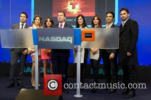Telemundo, The Nasdaq Stock and Market Opening Bell 10