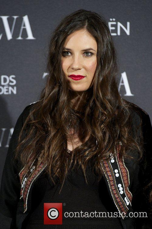 Tatiana Santo Domingo, Telva Fashion Awards and Palace Hotel