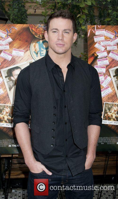 Channing Tatum '10 Years' brunch reunion event, held...