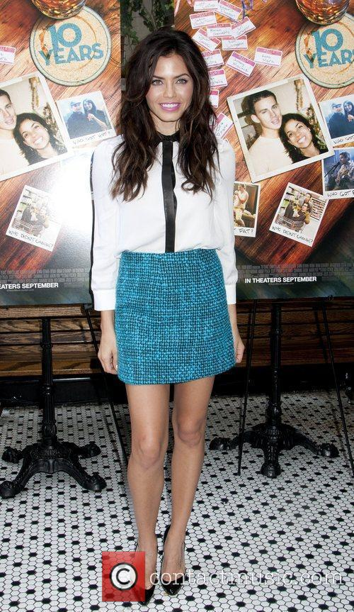 Jenna Dewan-Tatum '10 Years' brunch reunion event, held...