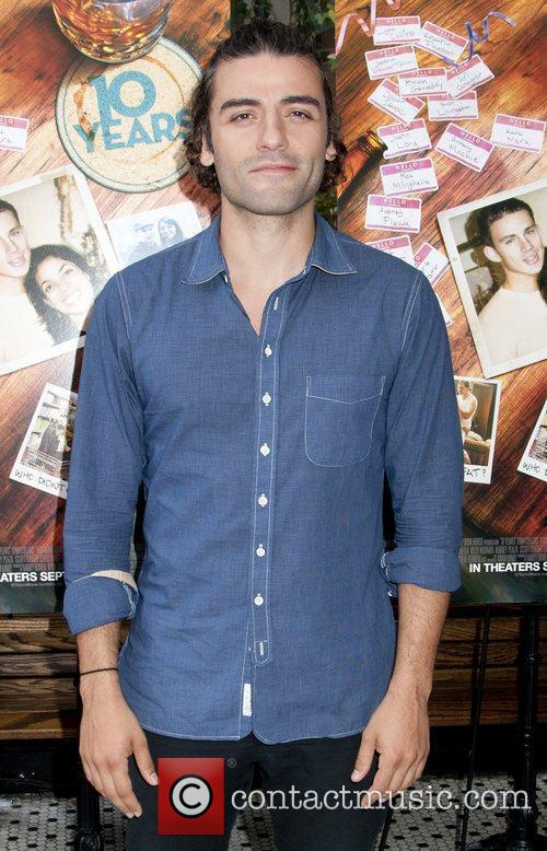 Oscar Isaac '10 Years' brunch reunion event, held...