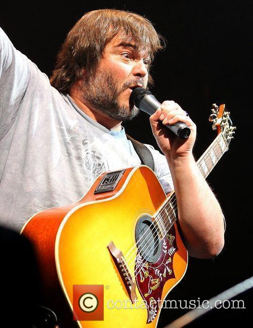 Jack Black and House Of Blues 76