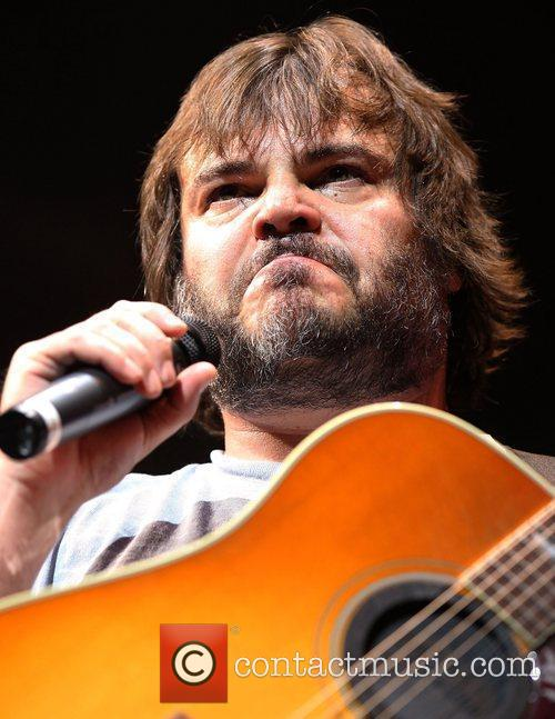 Jack Black and House Of Blues 100