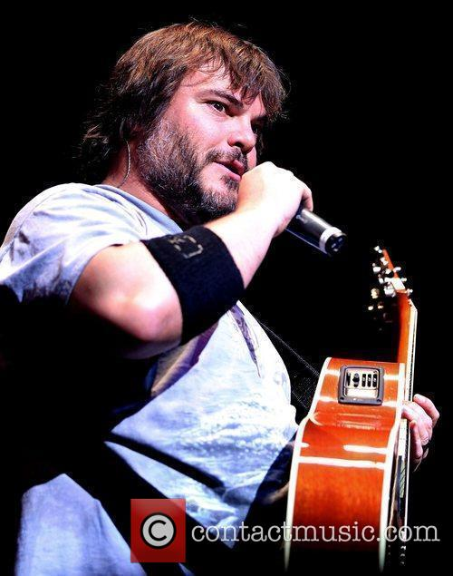 Jack Black and House Of Blues 105