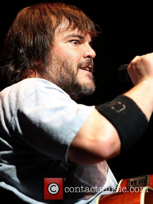 Jack Black and House Of Blues 115