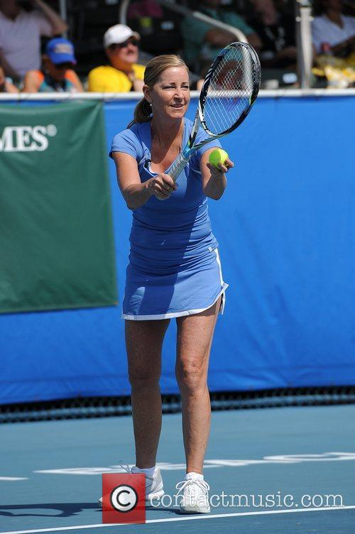 23rd Annual Chris Evert/Raymond James Pro-Celebrity Tennis Classic...