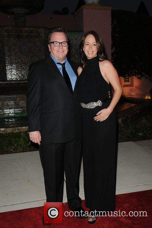Tom Arnold and Martha Delafield 2