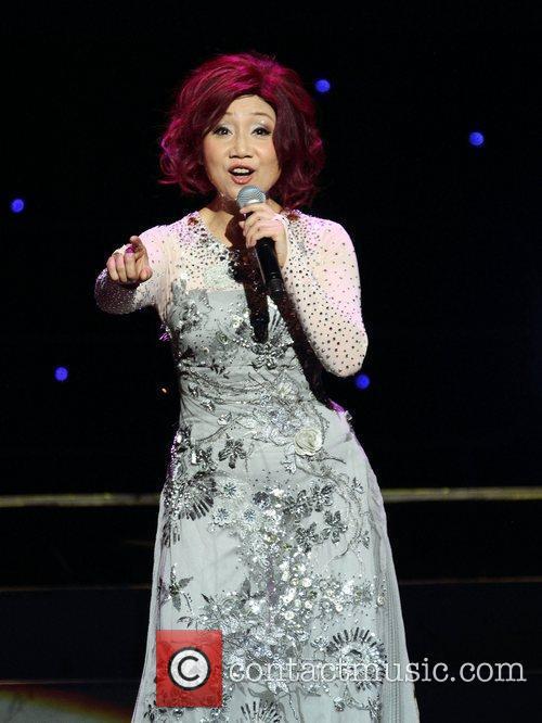 Teresa Cheung  performs at Casino Rama....