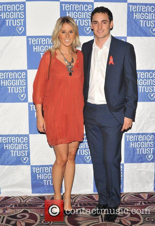 Fawn James Raymond and guest Terrence Higgins Trust:...
