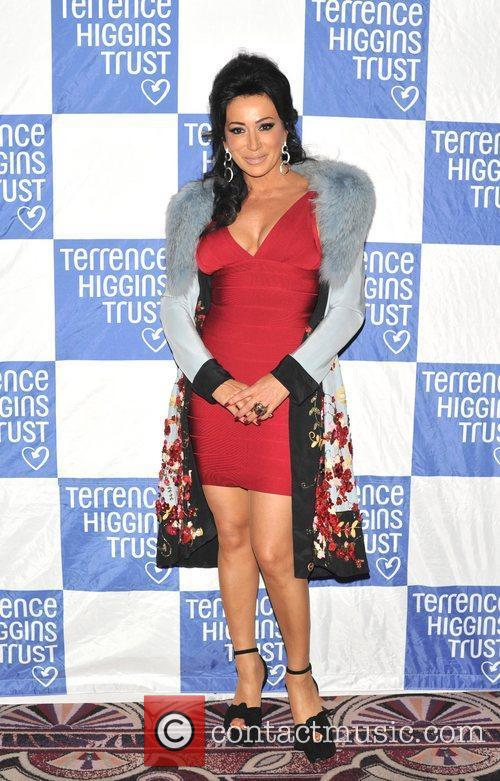 Nancy Dell'Olio Terrence Higgins Trust: Friends for Life...