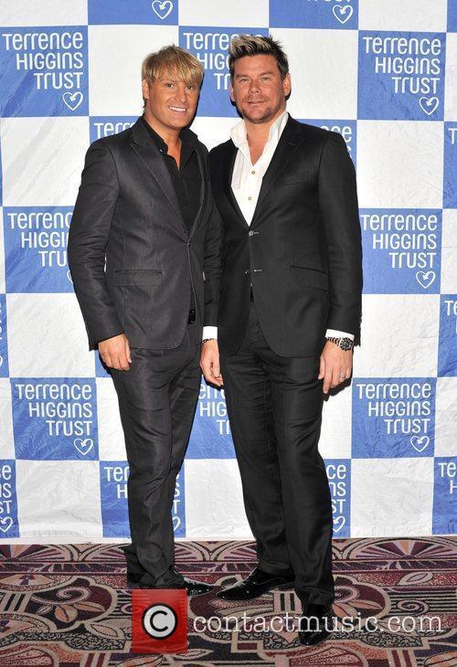 Phil Turner, Gary Cockerill Terrence Higgins Trust: Friends...