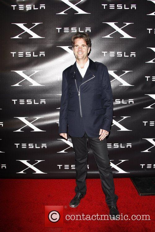 Franz von Holzhausen  Tesla Worldwide Debut of...