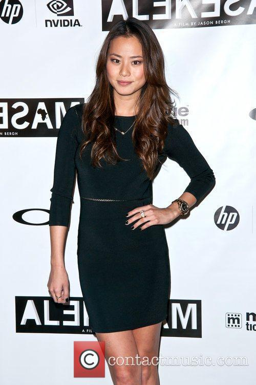 Jamie Chung and Tribeca Film Festival 2