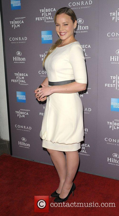 Abbie Cornish and Beverly Hilton Hotel 3