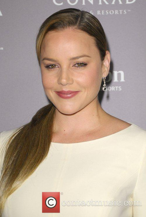 Abbie Cornish and Beverly Hilton Hotel 5