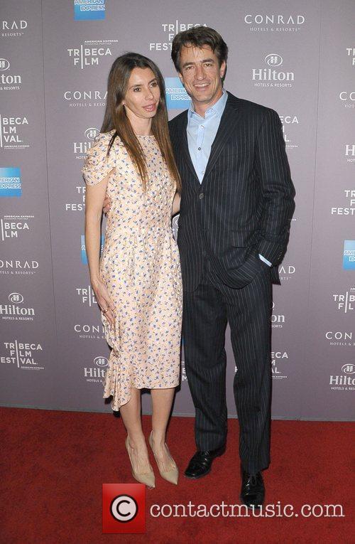 Clyde Mulroney and Dermot Mulroney 2012 Tribeca Film...