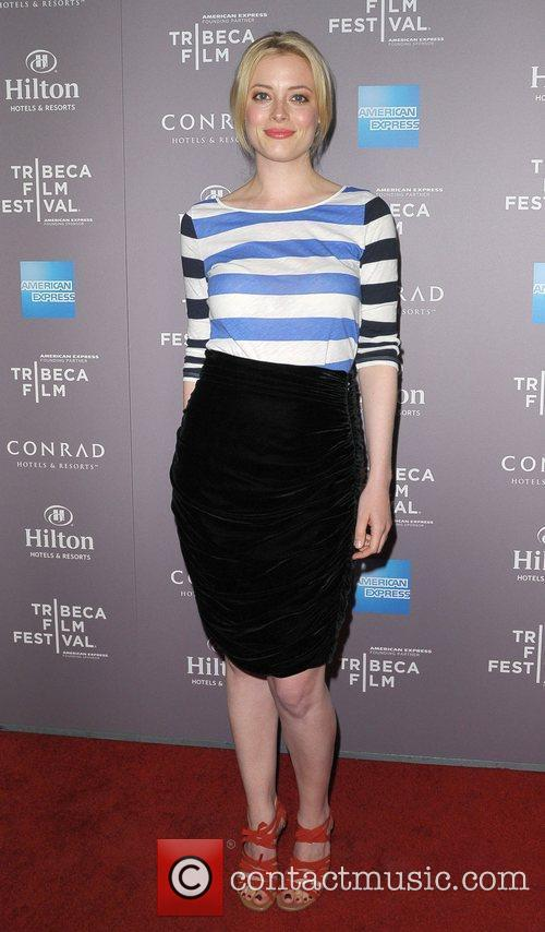 Gillian Jacobs and Beverly Hilton Hotel 2
