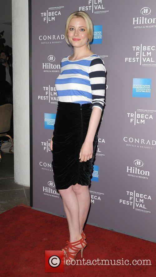 Gillian Jacobs and Beverly Hilton Hotel 3