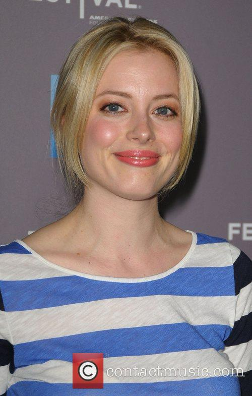 Gillian Jacobs and Beverly Hilton Hotel 4