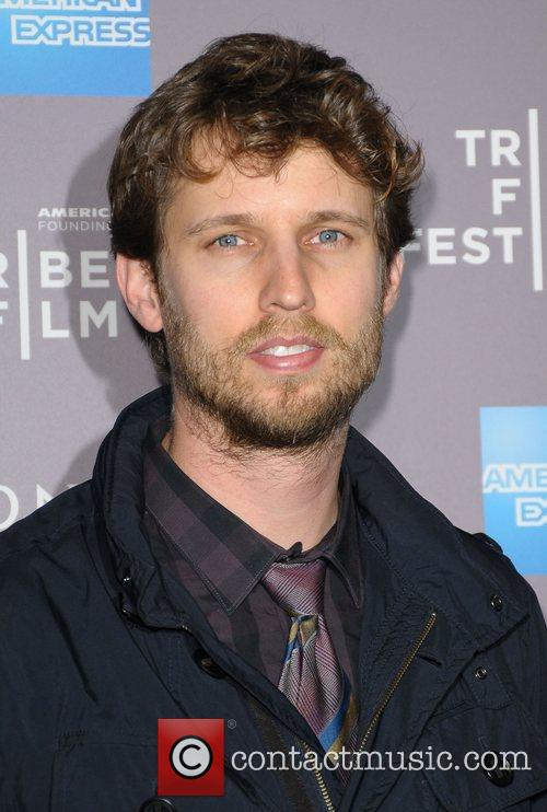 Jon Heder and Beverly Hilton Hotel 3