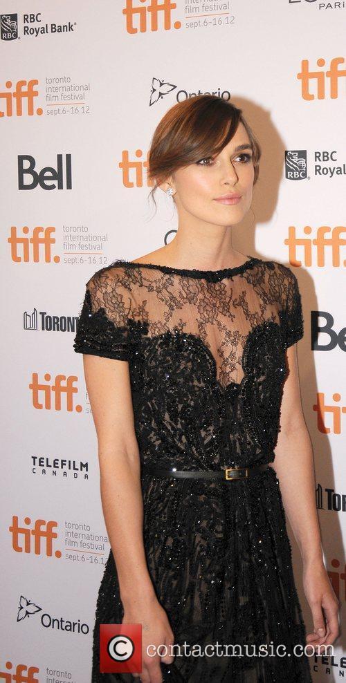 2012 Toronto International Film Festival - 'Anna Karenina'...